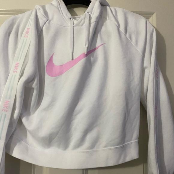 BRAND NEW Nike Cropped Hoodie RARE
